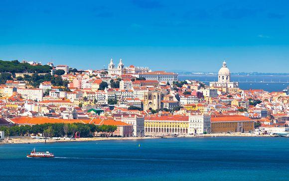 Destination...Lisbon