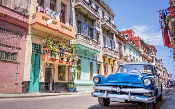 Havana & Vinales Homestyle Stay & Ocean Vista Azul 5*