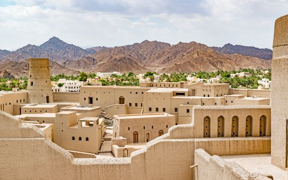 The Wonders of Oman