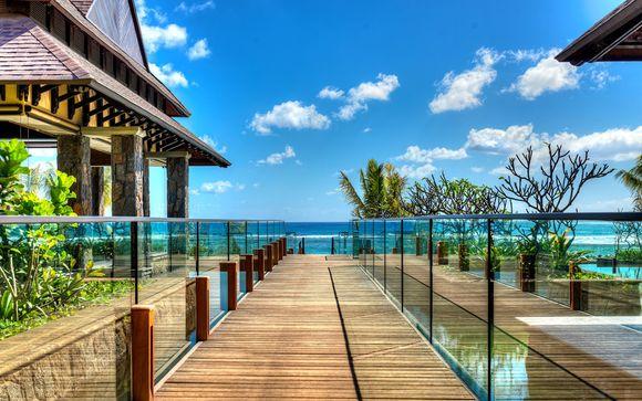 Stunning Beachfront Escape