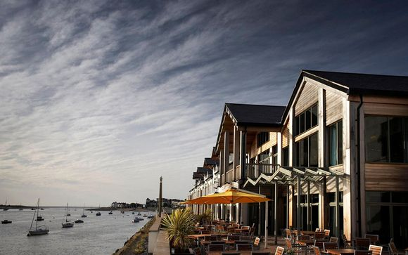 The Quay Hotel and Spa 4*