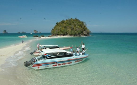 Your Optional Excursions in Krabi