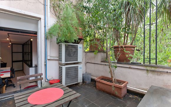 Botanical Garden Loft