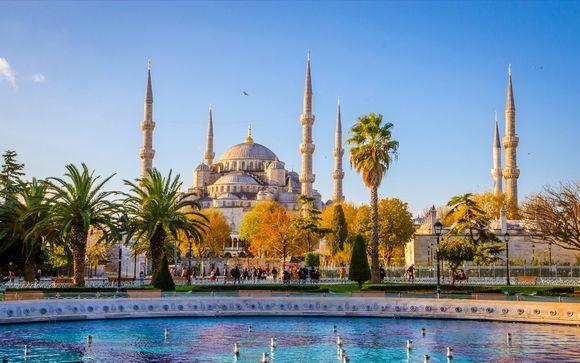 Occidental Pera Istanbul 4*