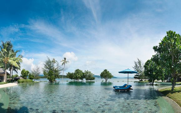 The Naka Island, A Luxury Collection Resort & Spa 5*