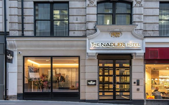 The Nadler Covent Garden Hotel 4*