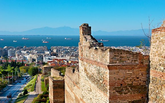 Tesalónica, en Grecia, te espera