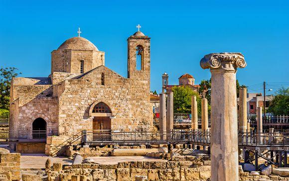 Rendez-vous... à Paphos