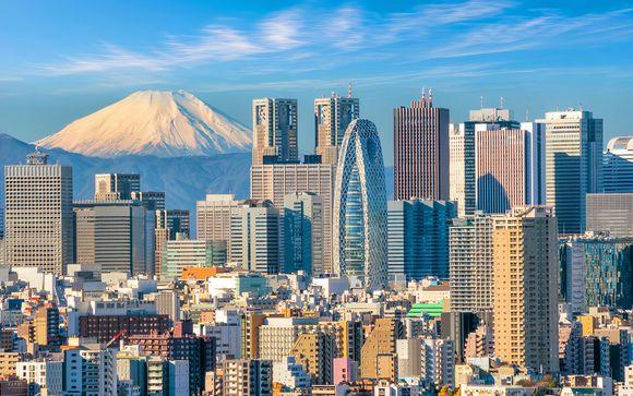 Willkommen in ... Japan!