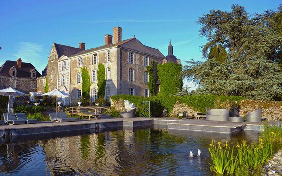 Chateau de l'Epinay 4*