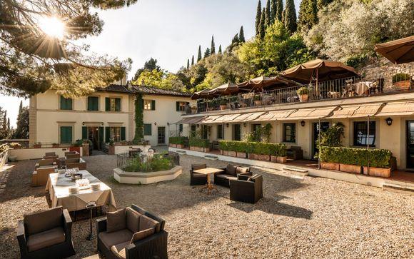 L'FH55 Hotel Villa Fiesole 4*