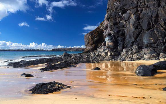 Playa Blanca, en Lanzarote, te espera