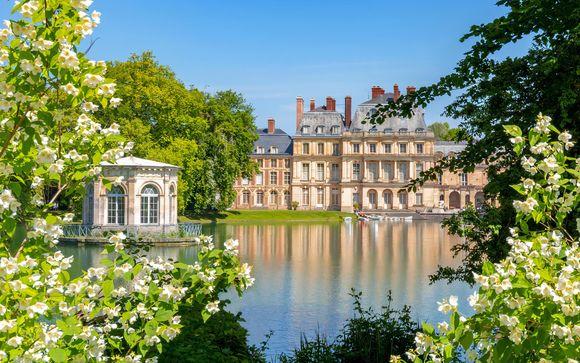 Willkommen in ... Fontainebleau!