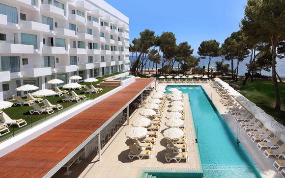 Iberostar Selection Santa Eulalia Ibiza 4* - Adults Only