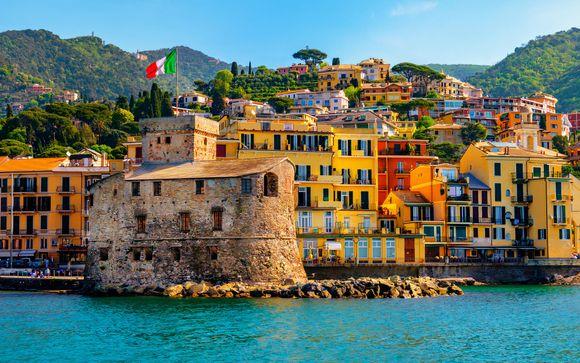 Willkommen in... Rapallo!