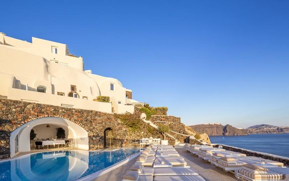 Canaves Oia Suites 5*