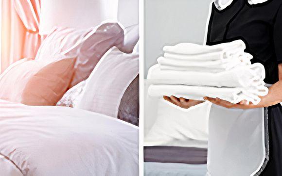 Votre option incluse pour plus de confort