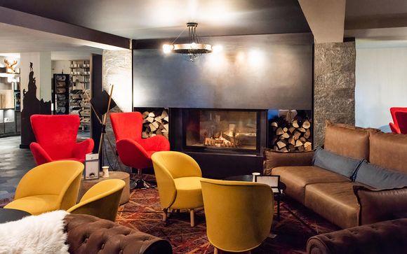 Chalet Hotel Le Prieuré 3*