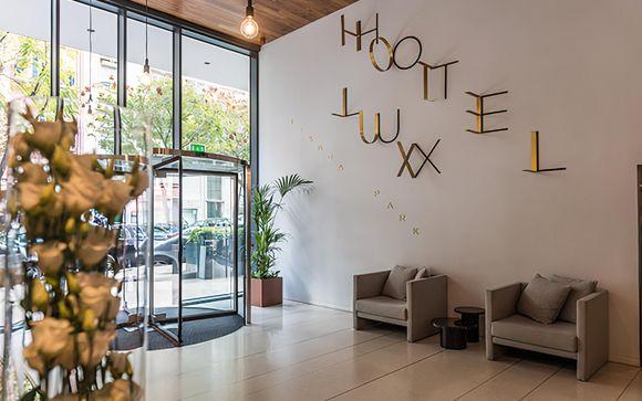 Lux Lisboa Park Hotel 4*