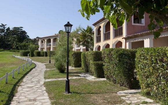 Residence Les Parcs de Grimaud