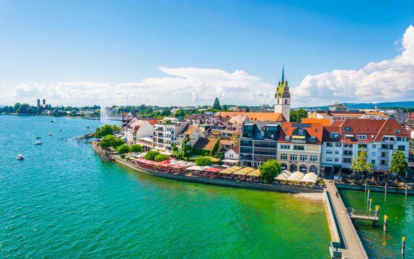 Willkommen in... Friedrichshafen am Bodensee!