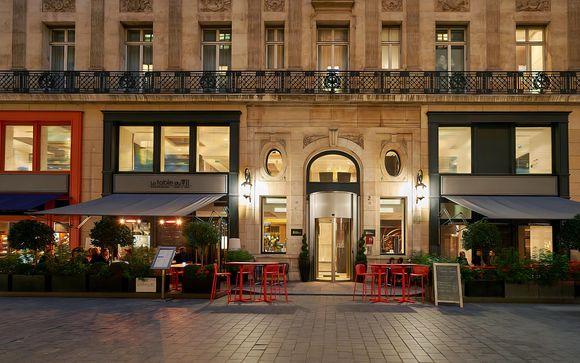 Hotel Indigo Paris Opéra 4*