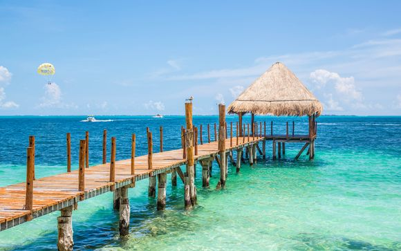 Playa Mujeres, en México, te espera