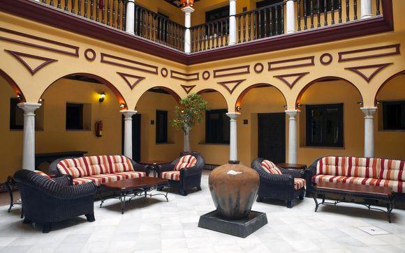 Hotel Ítaca Sevilla