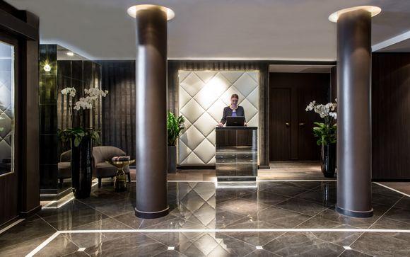 Hotel Le Parisis 4*