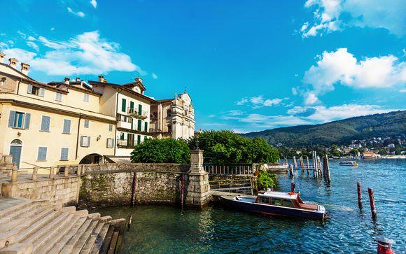 Willkommen am... Lago Maggiore!