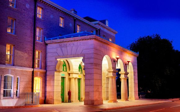 University Arms Hotel, Autograph Collection 4*