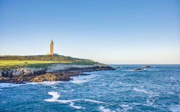 Oleiros, en La Coruña, te espera