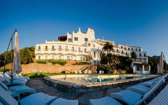 Hotel Luci di la Muntagna 4*