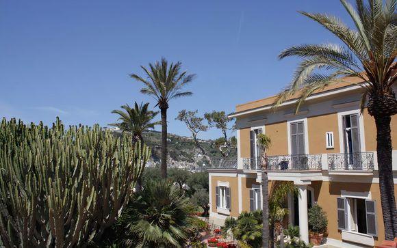 Hotel Terme Villa Svizzera 4*