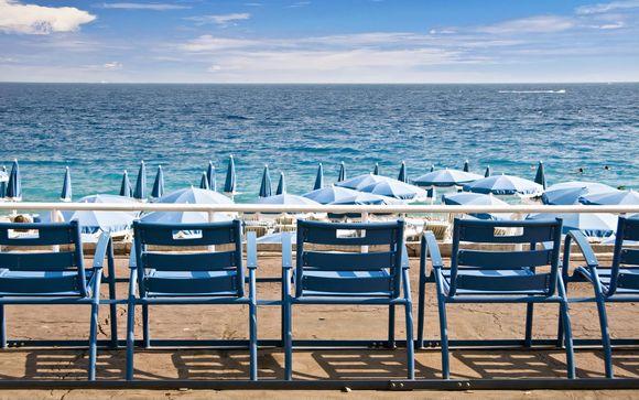 Offerta con accesso alla spiaggia