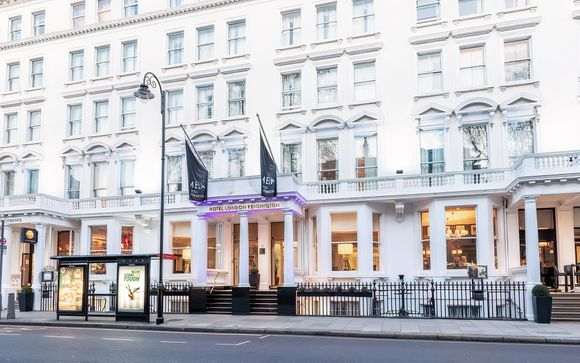 Meliá London Kensington 4*
