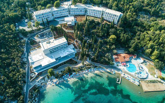 Poussez les portes de l'Osmine Hotel Dubrovnik