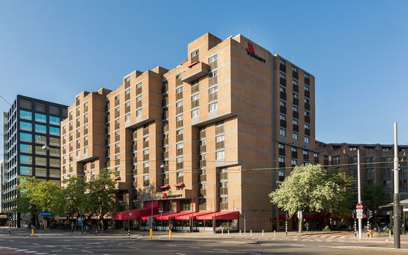 Amsterdam Marriott Hotel 5*