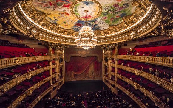 Actividad incluida con la oferta Opéra Garnier