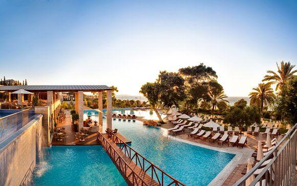 Splendido hotel fronte mare con spiaggia privata