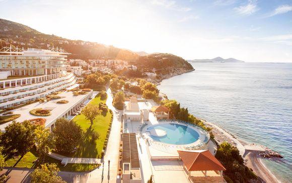 Sun gardens Dubrovnik 5*