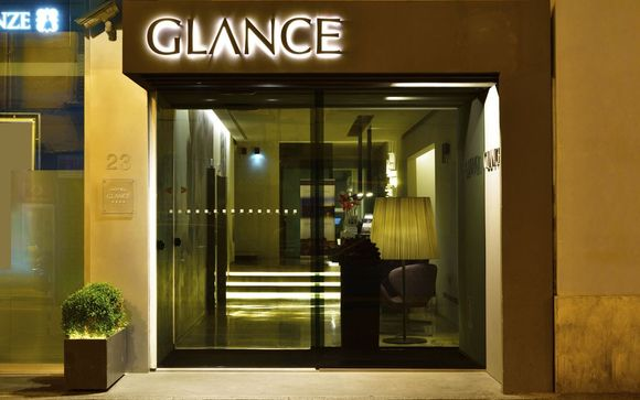 Glance Hotel In Florence 4*