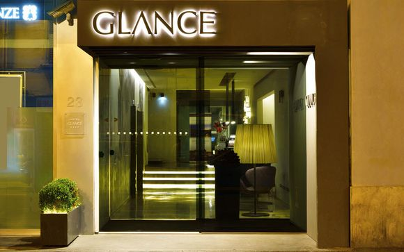 Hotel Glance Florence 4*