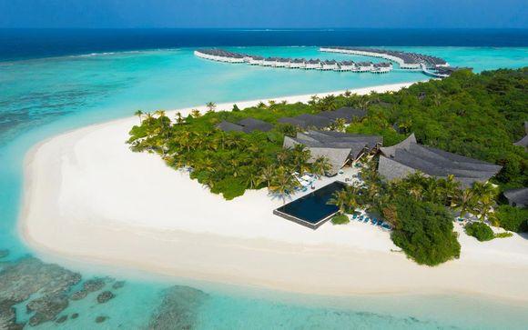 Mövenpick Resort Kuredhivaru Maldives 5*