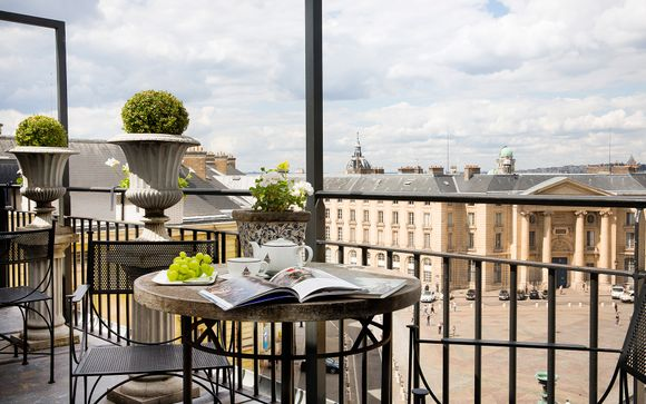 Hotel des Grands Hommes 3*