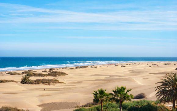 Arguineguín, en Gran Canaria, te espera
