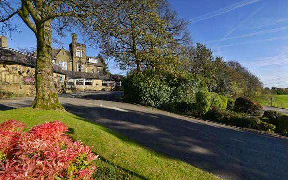 Mercure Manchester Norton Grange Hotel & Spa 4*