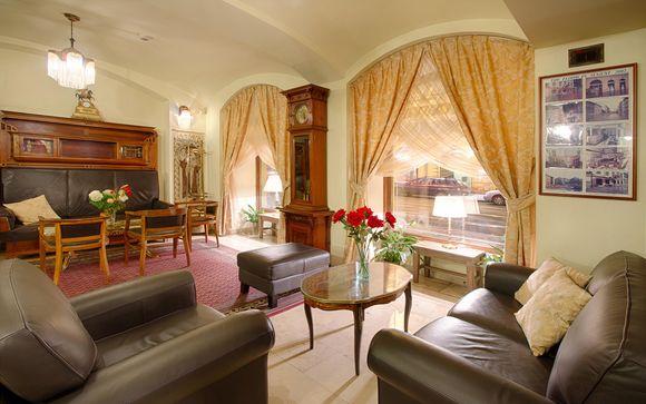 Hotel Mucha 4*