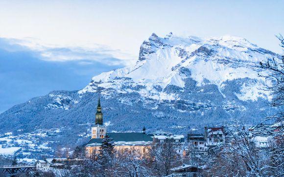 Willkommen in... Saint-Gervais-les-Bains!
