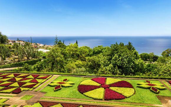 Willkommen auf... Madeira!